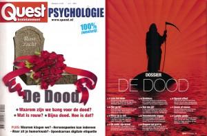 Quest Psychologie vertelt in een uitgebreide special over de dood